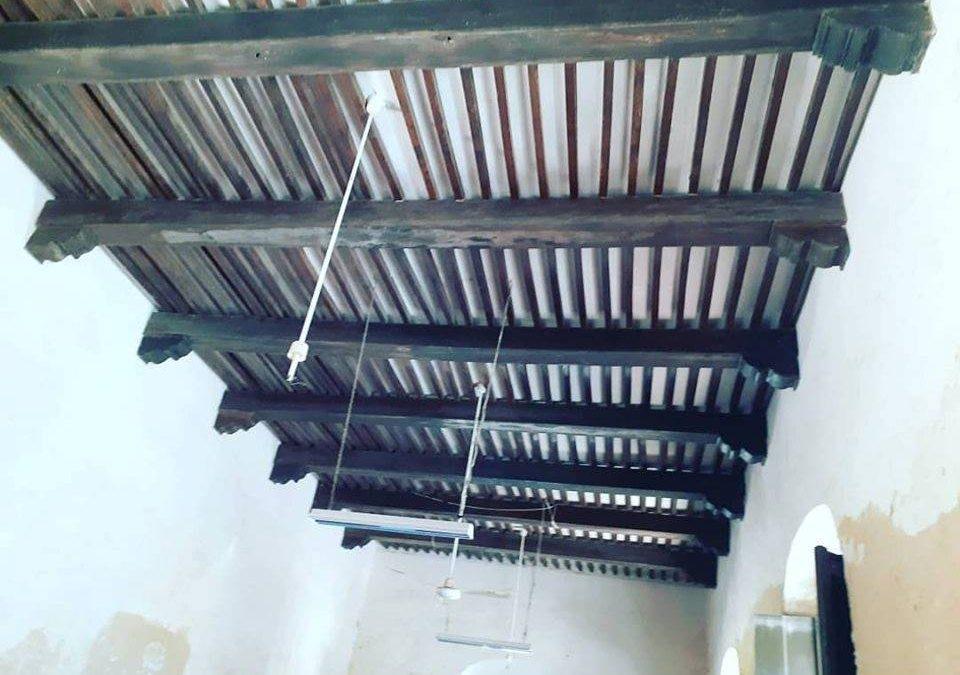 Materiales empleados en Patrimonio edificado: Madera