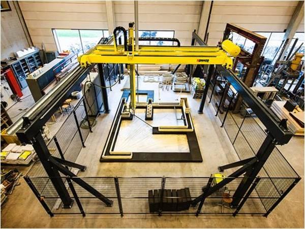 3D Concrete Printing (3DCP) – Impresión 3D para la construcción
