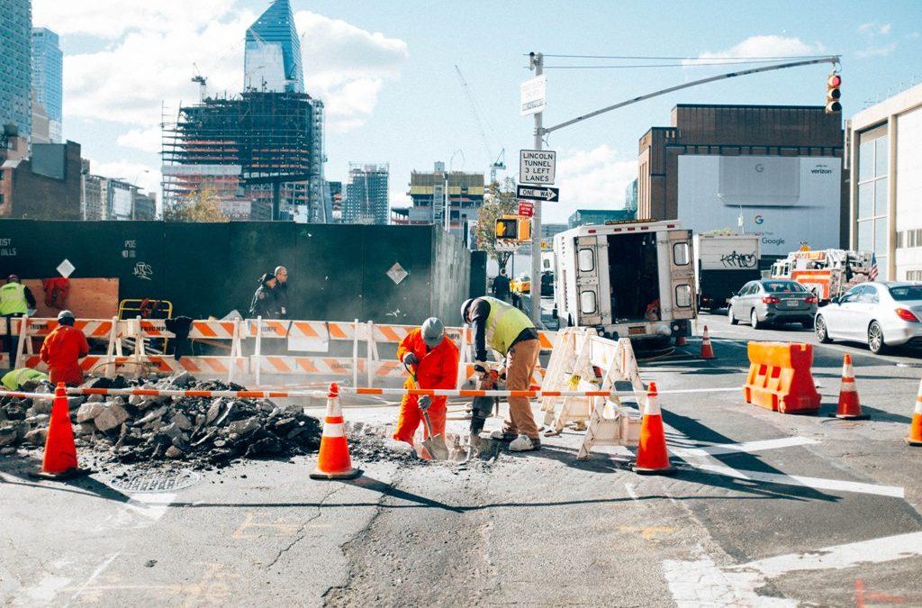 Reactivación del sector de la construcción tras la crisis