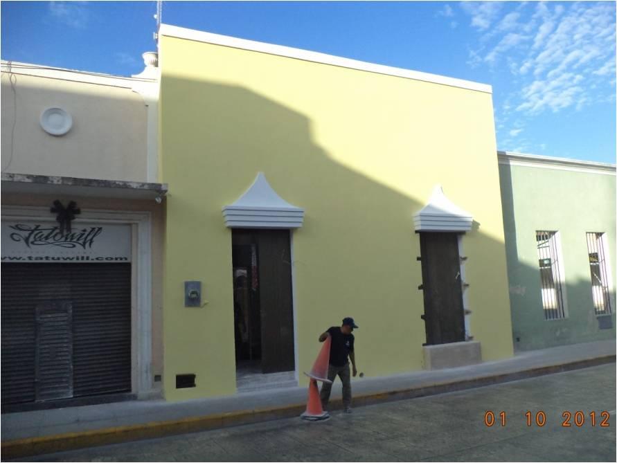 Intervención en Centros Históricos: Ocultamiento de elementos adosados a fachada