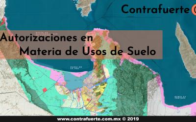 Autorizaciones en Materia de Usos de Suelo – Panel de discusión