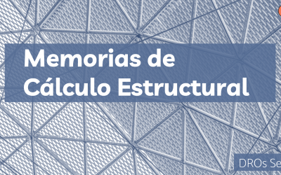 Memorias Descriptivas de Cálculo Estructural